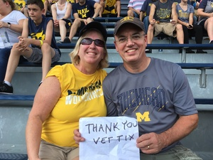 Click To Read More Feedback from University of Michigan Wolverines vs. SMU Mustangs - NCAA Football