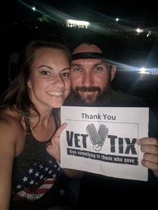 J attended Rascal Flatts: Back to US Tour 2018 - Country on Sep 13th 2018 via VetTix