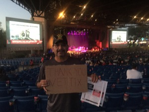 Michael attended Rascal Flatts: Back to US Tour 2018 - Country on Sep 13th 2018 via VetTix