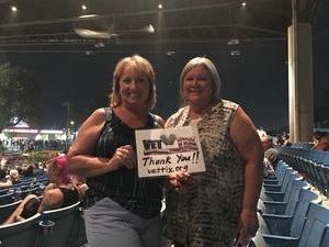 Gene attended Rascal Flatts: Back to US Tour 2018 - Country on Sep 13th 2018 via VetTix