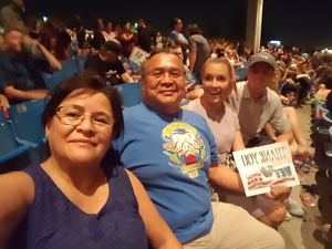 Wil attended Rascal Flatts: Back to US Tour 2018 - Country on Sep 13th 2018 via VetTix
