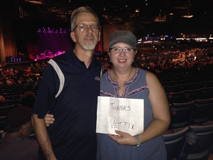 Craig attended Rascal Flatts: Back to US Tour 2018 - Country on Sep 13th 2018 via VetTix