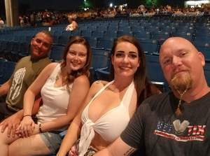 Jim attended Rascal Flatts: Back to US Tour 2018 - Country on Sep 13th 2018 via VetTix