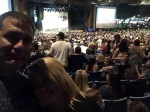 christopher attended Rascal Flatts: Back to US Tour 2018 - Country on Sep 13th 2018 via VetTix