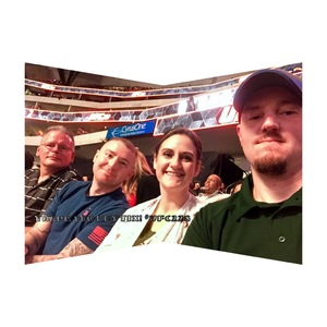matthew attended UFC 228 - Mixed Martial Arts on Sep 8th 2018 via VetTix