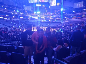 daniel attended UFC 228 - Mixed Martial Arts on Sep 8th 2018 via VetTix