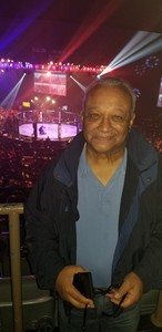 Bruce attended Pfl9 - 2018 Playoffs - Tracking Attendance - Live Mixed Martial Arts - Presented by Professional Fighters League on Oct 13th 2018 via VetTix