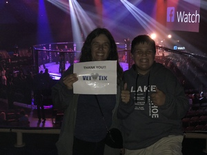 Noe attended Pfl9 - 2018 Playoffs - Tracking Attendance - Live Mixed Martial Arts - Presented by Professional Fighters League on Oct 13th 2018 via VetTix
