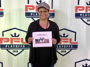 Princess attended Pfl9 - 2018 Playoffs - Tracking Attendance - Live Mixed Martial Arts - Presented by Professional Fighters League on Oct 13th 2018 via VetTix