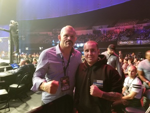 Chase attended Pfl9 - 2018 Playoffs - Tracking Attendance - Live Mixed Martial Arts - Presented by Professional Fighters League on Oct 13th 2018 via VetTix
