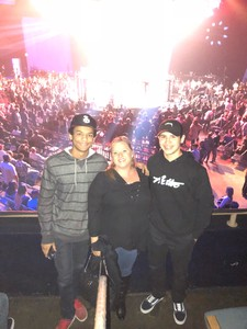 Sonya attended Pfl9 - 2018 Playoffs - Tracking Attendance - Live Mixed Martial Arts - Presented by Professional Fighters League on Oct 13th 2018 via VetTix