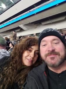 Herley attended Utah Grizzlies vs. Wichita Thunder - ECHL - Regular Tickets on Jan 5th 2019 via VetTix