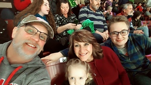 Gary attended Utah Grizzlies vs. Wichita Thunder - ECHL - Regular Tickets on Jan 5th 2019 via VetTix