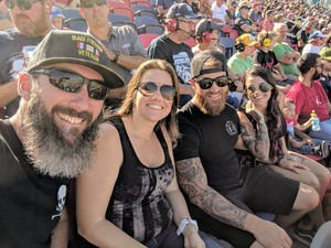 J attended Can-am 500 - Ism Raceway on Nov 11th 2018 via VetTix