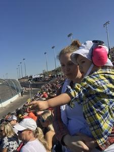 Crazy1 attended Can-am 500 - Ism Raceway on Nov 11th 2018 via VetTix