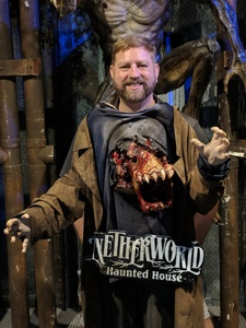 James attended Netherworld Haunted House - Good for Specific Days Only - Please Read Below on Oct 7th 2018 via VetTix