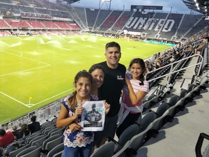 Click To Read More Feedback from DC United vs. Minnesota United FC - Armed Forces Night - MLS