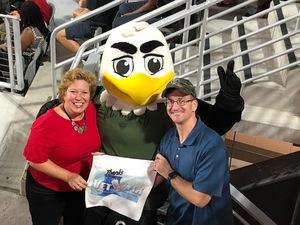 Mike attended DC United vs. Minnesota United FC - Armed Forces Night - MLS on Sep 12th 2018 via VetTix