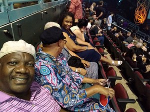 ULRIC attended Game of Thrones Live Concert Experience on Sep 12th 2018 via VetTix