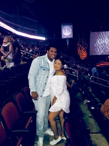 Kenneth attended Game of Thrones Live Concert Experience on Sep 12th 2018 via VetTix