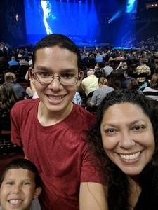 Christine attended Game of Thrones Live Concert Experience on Sep 12th 2018 via VetTix
