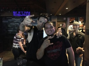 Allan attended Bring Your Army Tour ORGY with Motograter, Brand of Julez & the Crowned on Sep 22nd 2018 via VetTix