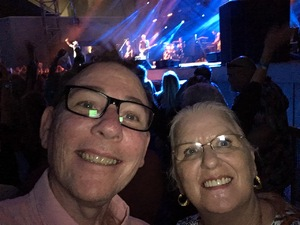 Kenneth attended Sting & Shaggy - Pit Tickets on Sep 14th 2018 via VetTix