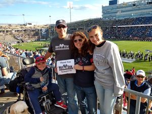 Click To Read More Feedback from UCONN Huskies vs. Cincinnati Bearcats - NCAA Football - Time TBA