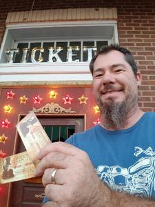 Charles attended Carpenter's Mortuary Spook House - Good for the 5th or 6th Only. on Oct 5th 2018 via VetTix