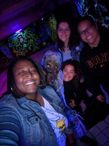 Angelica attended Fear Overload Scream Park - Sept 28 or Sept 29 Only on Sep 28th 2018 via VetTix