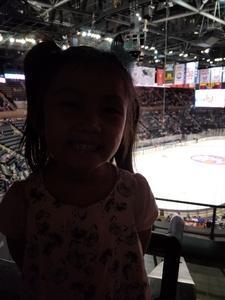 Jia Feng attended New York Islanders vs. Philadelphia Flyers - NHL on Sep 16th 2018 via VetTix