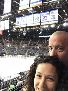 Michael attended New York Islanders vs. Philadelphia Flyers - NHL on Sep 16th 2018 via VetTix