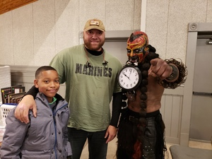 Juan attended AUTUMN ARMAGEDDON TOUR - Presented by Maryland Championship Wrestling on Nov 10th 2018 via VetTix