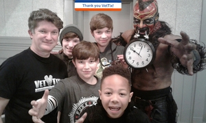 Norman attended AUTUMN ARMAGEDDON TOUR - Presented by Maryland Championship Wrestling on Nov 10th 2018 via VetTix