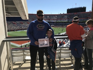 Click To Read More Feedback from Florida Gators vs. Idaho Vandals - NCAA Football