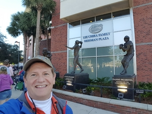 Ronald attended Florida Gators vs. Idaho Vandals - NCAA Football on Nov 17th 2018 via VetTix