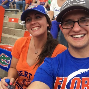 Chad attended Florida Gators vs. Idaho Vandals - NCAA Football on Nov 17th 2018 via VetTix