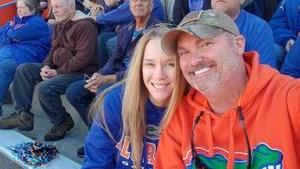 Gregory attended Florida Gators vs. Idaho Vandals - NCAA Football on Nov 17th 2018 via VetTix