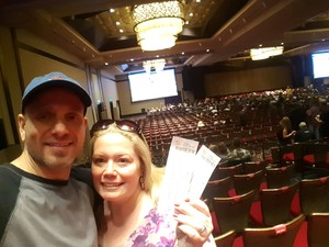 Alexander attended Get The Led Out - 18+ on Oct 6th 2018 via VetTix