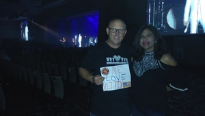 DEAN attended Get The Led Out - 18+ on Oct 6th 2018 via VetTix