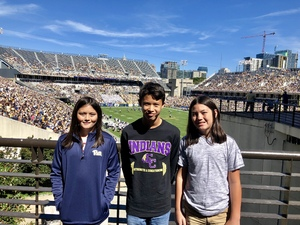 Beau attended Georgia Tech vs. Duke - NCAA Football on Oct 13th 2018 via VetTix
