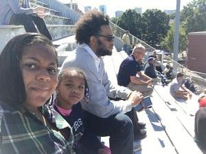 Ife attended Georgia Tech vs. Duke - NCAA Football on Oct 13th 2018 via VetTix