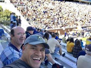 Peter attended Georgia Tech vs. Duke - NCAA Football on Oct 13th 2018 via VetTix
