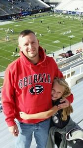 Brian attended Georgia Tech vs. Virginia - NCAA Football on Nov 17th 2018 via VetTix