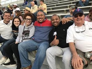 Michael attended Georgia Tech vs. Virginia - NCAA Football on Nov 17th 2018 via VetTix