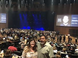 Carlos attended Sting & Shaggy the 44/876 Tour - Ga Reserved Seats on Sep 19th 2018 via VetTix