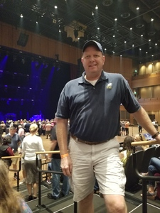 Tim attended Sting & Shaggy the 44/876 Tour - Ga Reserved Seats on Sep 19th 2018 via VetTix