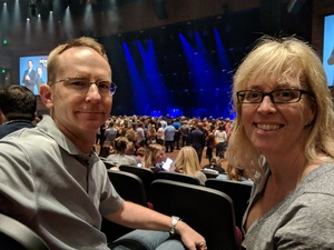 Alan attended Sting & Shaggy the 44/876 Tour - Ga Reserved Seats on Sep 19th 2018 via VetTix