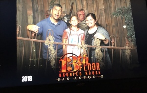Kristina attended 13th Floor Austin - Good for 9/22 Only on Sep 22nd 2018 via VetTix