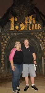 Tina attended 13th Floor Austin - Good for 9/22 Only on Sep 22nd 2018 via VetTix